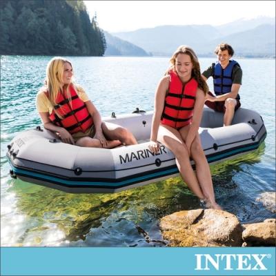 INTEX MARINER 3 高強度3人座橡皮艇(68373)