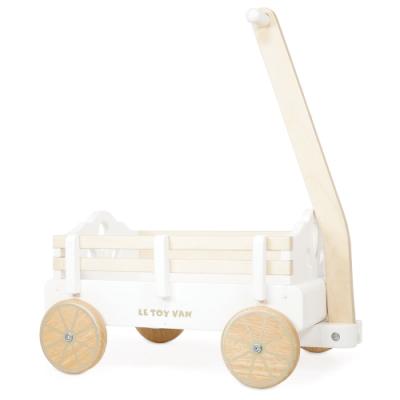 英國 Le Toy Van 角色扮演系列 - 英式經典手推車木質玩具組 (TV602)