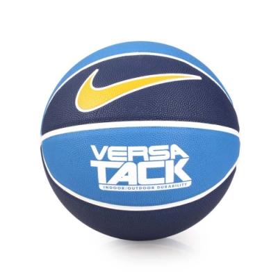 NIKE VERSA TACK 8P 7號籃球 丈青藍黃