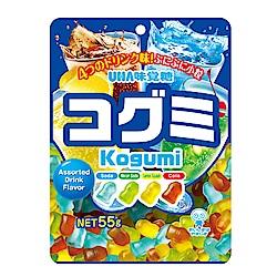 味覺糖 酷Q彌-綜合汽水味(55g)