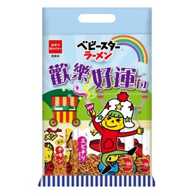 OYATSU優雅食 點心餅-歡樂好運組合包(258g)