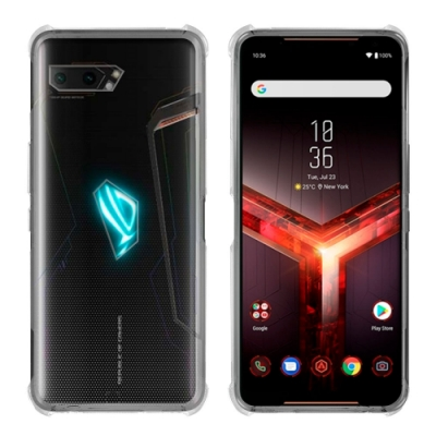 Metal-Slim ASUS ROG Phone II ZS660KL強化防摔抗震手機殼