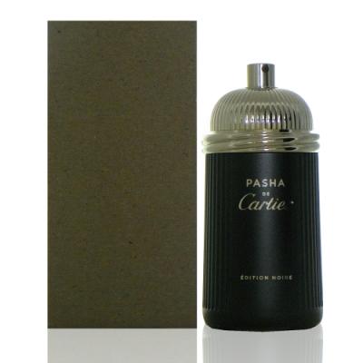 Cartier Pasha De Noire巴夏黑色男性淡香水100ml Tester包裝