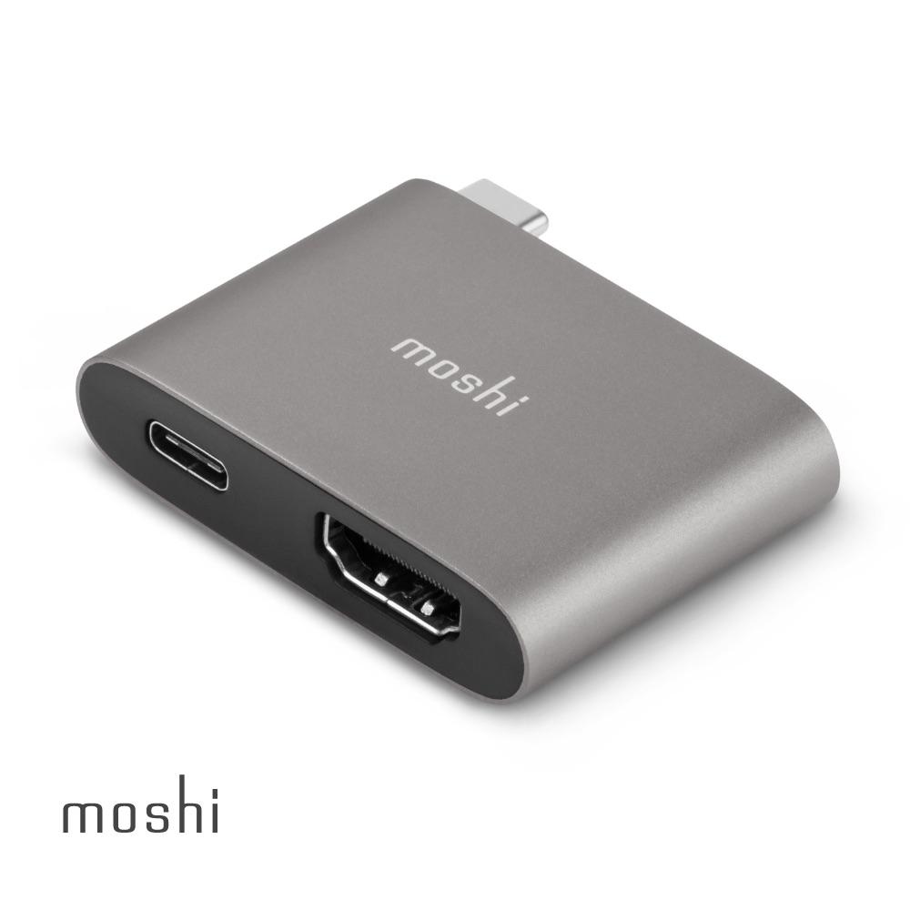 Moshi USB-C to HDMI 雙端口轉接器