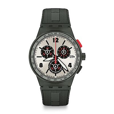 Swatch  原創系列 VERDONE墨綠心情