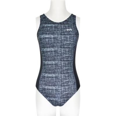 美國TYR 修身款拉鍊式連身泳裝 Stellar Zip Swimsuit