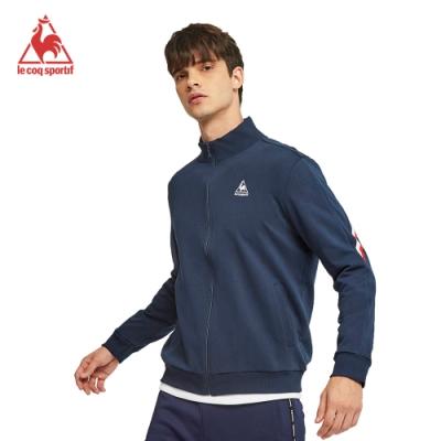 法國公雞牌立領外套 LYK6156339-男-藏青