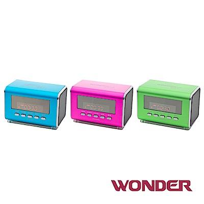 WONDER旺德 USB/MP3/FM 隨身音響WD-8216U