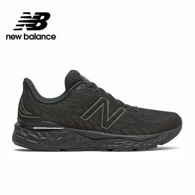 【New Balance】緩震跑鞋_女性_黑色_W880B11-D楦
