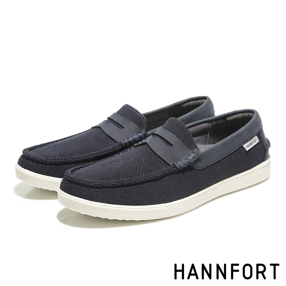 零碼出清 HANNFORT CARIBBEAN 休閒鞋 男鞋 黑