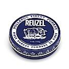 荷蘭 REUZEL豬油 深藍豬 黑豬 強力纖維級水性髮泥 4oz/113g  水洗式髮油