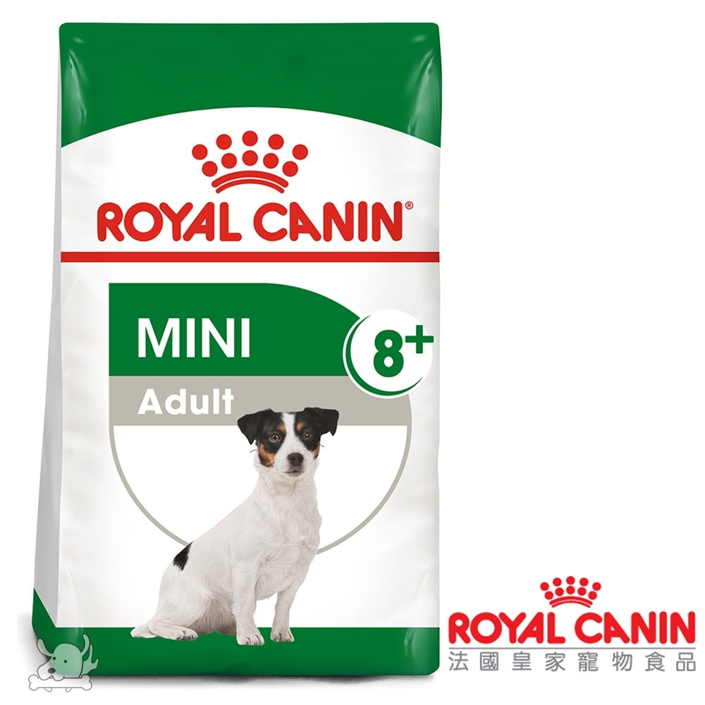 Royal Canin法國皇家 MNA+8小型熟齡8+犬飼料 2kg