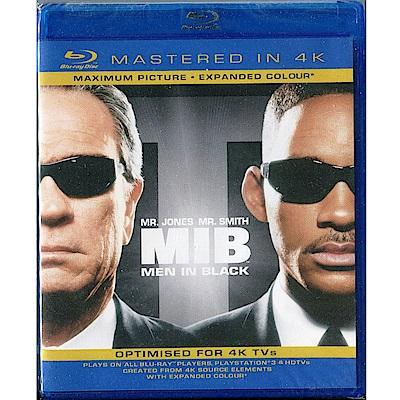 MIB 星際戰警 Men In Black 藍光 BD