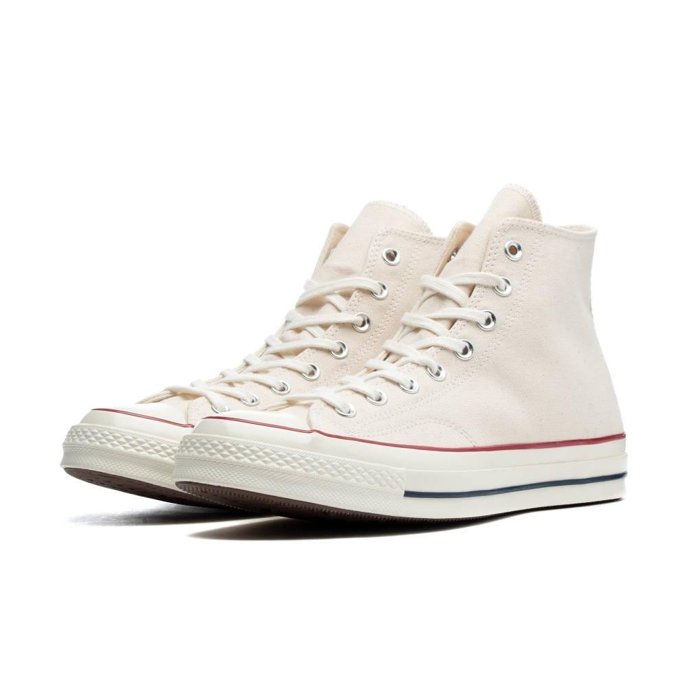 CONVERSE 1970 男女款 高筒帆布鞋-米白 162053C