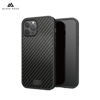 德國Black Rock 碳纖維防摔殼-iPhone 13 Pro Max (6.7吋)