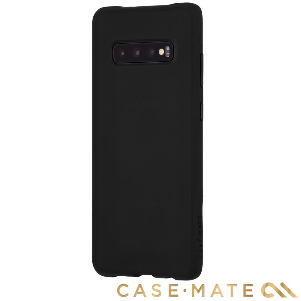 美國 Case-Mate S10+ Tough Smoke 強悍防摔手機保護殼 - 霧黑