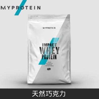 【英國 MYPROTEIN】Impact 乳清蛋白粉(天然巧克力/2.5kg/包)