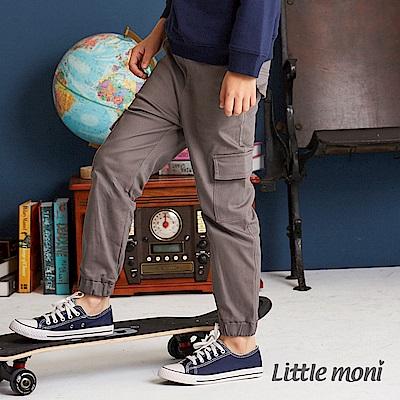 Little moni 個性束口工作褲(2色可選)