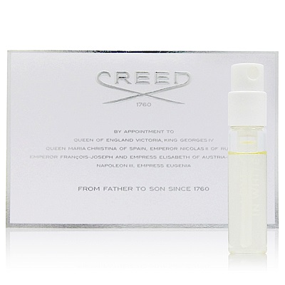 CREED LOVE IN WHITE 暮光女性香水針管 2.5ml