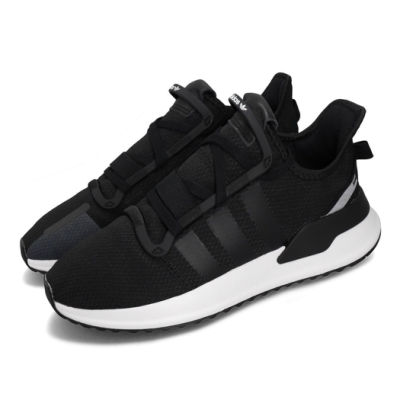 adidas 慢跑鞋 U Path Run 襪套式 男女鞋