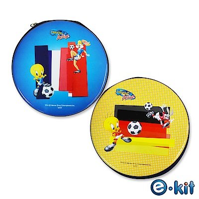 華納卡通正版授權CD/DVD 24片裝收納包-足球運動風_*二組入*