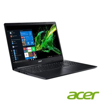 Acer A315-34-C76J 15吋筆電(N4120/4G/256G SSD/Aspire 3/黑)