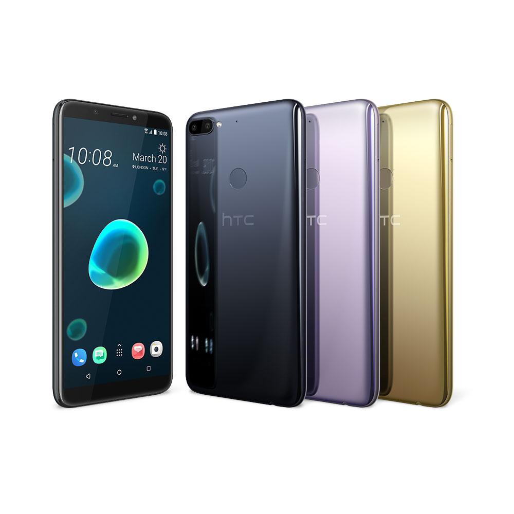 【福利品】HTC Desire 12+ (3G/32G) 6吋智慧型手機