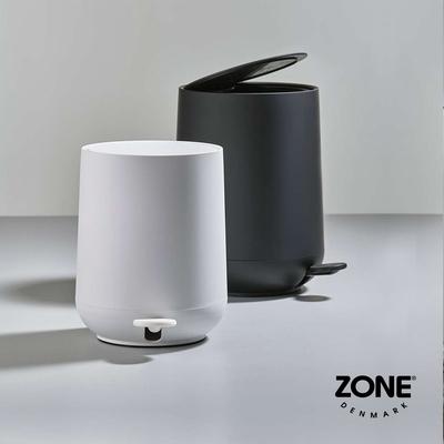 丹麥ZONE Nova腳踏式緩降垃圾桶(附內桶)-5L