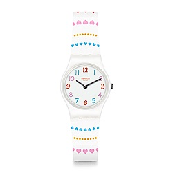 Swatch  Love is in the Air系列HERZLICH甜蜜心意
