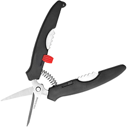 《FOXRUN》破殼料理剪刀(黑)