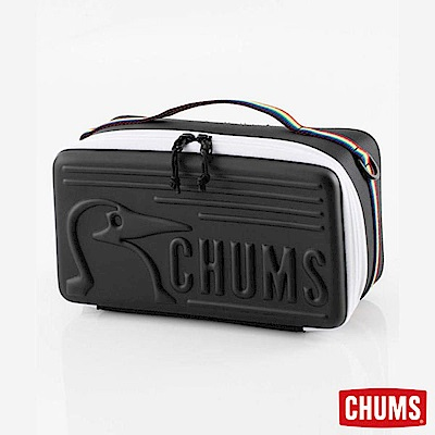 CHUMS 日本 Booby 收納盒 玩具收納箱(M) 黑