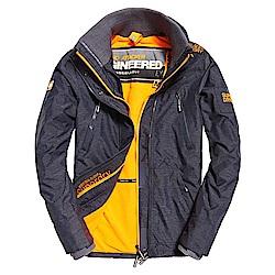 SUPERDRY 極度乾燥 男 外套 黃色1121