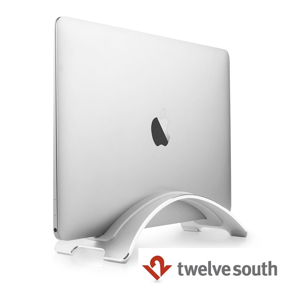 Twelve South BookArc 直立式筆電座 for MacBook - 銀色