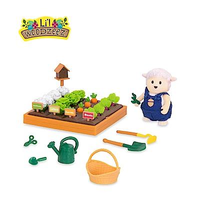 Lil Woodzeez 橡菓精靈 綠油油小菜圃(盒裝)