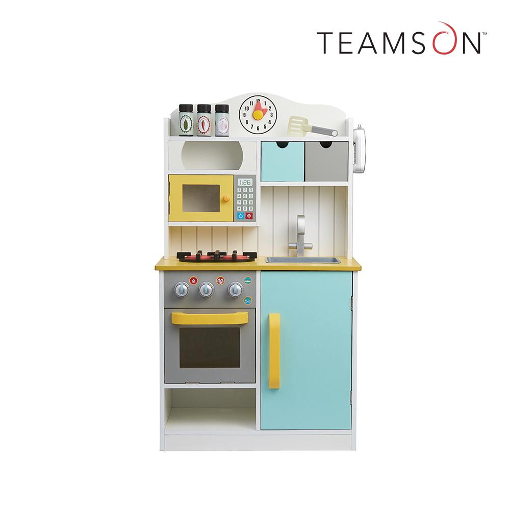 Teamson 佛羅倫斯木製廚房(2色)