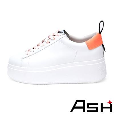 [時時樂限定]ASH-真皮厚底休閒鞋/老爹鞋_多色多款均一價