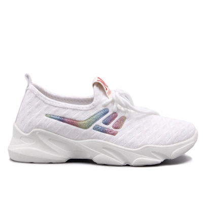 韓國KW美鞋館-自在漫遊城市運動鞋-白色
