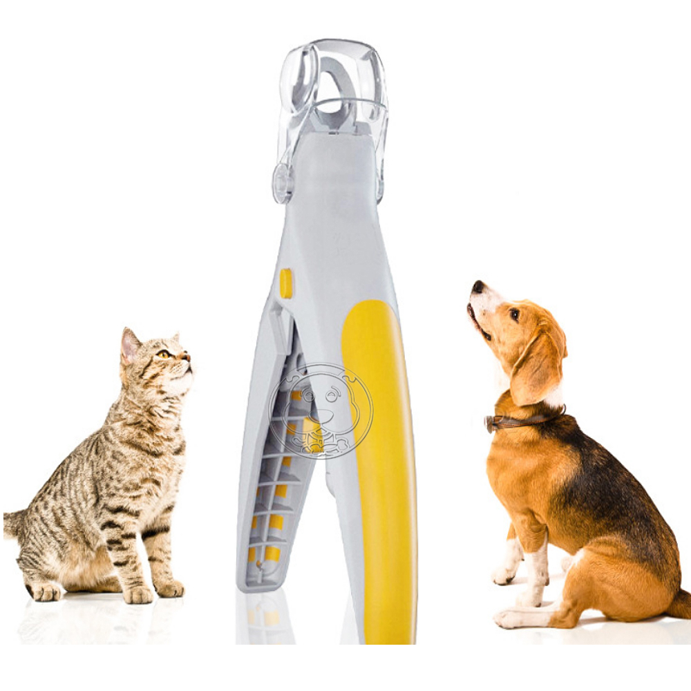 TV爆款》peti care 帶LED燈寵物指甲剪