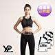 澳洲 YPL 3D美腿瑜珈褲 立體塑型 強力伸展(超值三件組) product thumbnail 2