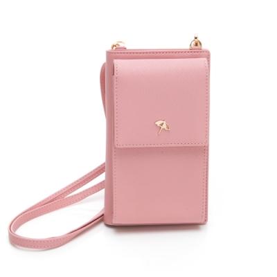 Arnold Palmer- 中夾附長背帶 SIMPLE系列-粉色