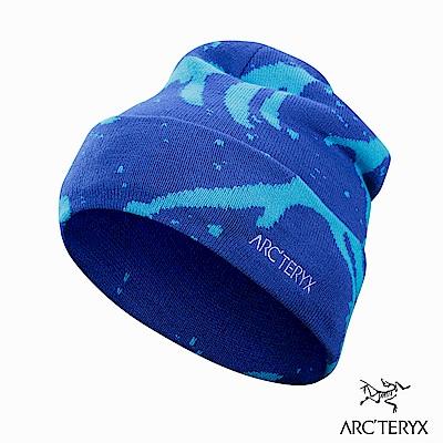 Arcteryx Grotto 保暖針織毛帽 獵戶綠/橄欖黃