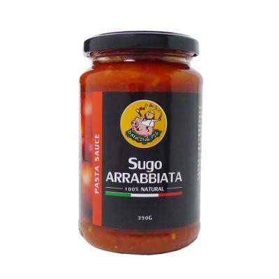 豬跳舞  辣味番茄麵醬 義大利麵醬(350g)