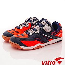 Vitro韓國專業運動品牌-ARCANEⅡ-F.O/N桌球鞋-紫橘(男)_0