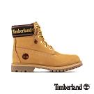 Timberland 女款小麥色磨砂革保暖6吋靴|A25MK