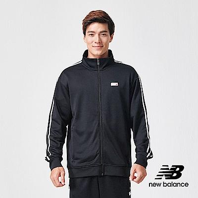 New Balance 外套_AMJ91556BK_男性_黑色