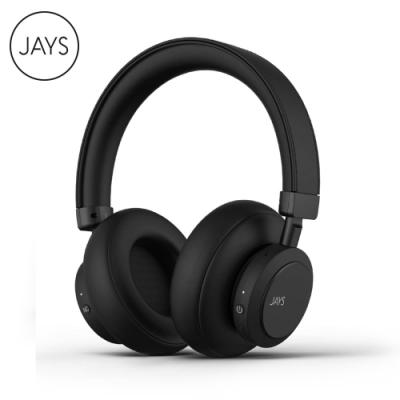 【JAYS】q-Seven 耳罩式 ANC 降躁無線耳機