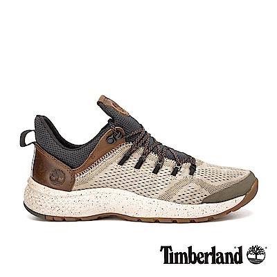 Timberland 男款FlyRoam淡灰褐色運動鞋