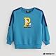 Hang Ten -童裝 - Charlie Brown-好朋友印花長袖上衣 - 藍 product thumbnail 1