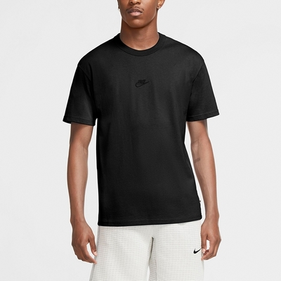 Nike NSW TEE PREMIUM ESSENTIAL 男短袖上衣-黑-DB3194010