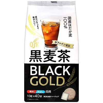 小谷穀物OSK 黑麥茶(520公克)